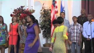 Temple Of Judah -servants In Training Youth Choir-richmond, Va