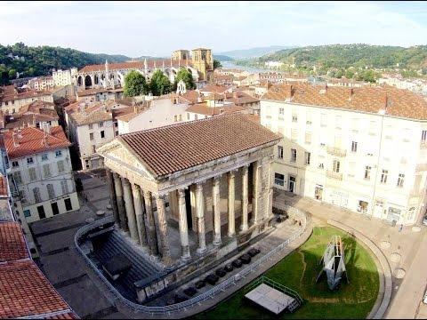 ACTUA DRONE et Temple d
