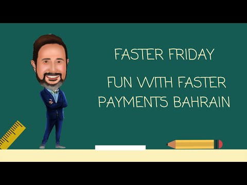 Fun with Faster Payments Bahrain Part 2