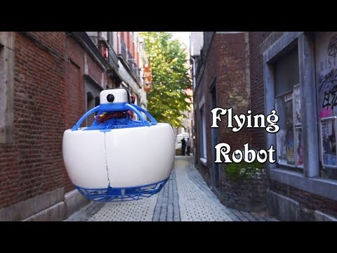 5 Cool New Robots - Flying Robots, Coding Robots, GoBox & Monster Robot.