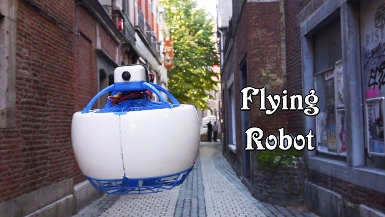 5 Cool New Robots - Flying Robots, Coding Robots, GoBox & Monster Robot.