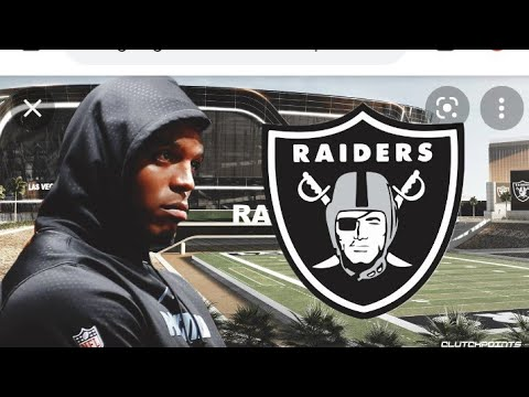 Las Vegas Raiders Should Sign Cam Newton Is Better Then Marcus Mariota By Eric Pangilinan