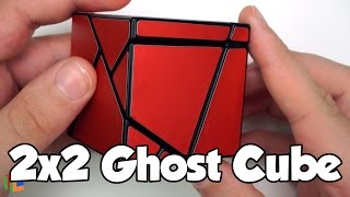 2x2 Ghost Cube Unboxing | Thecubicle.us thumbnail