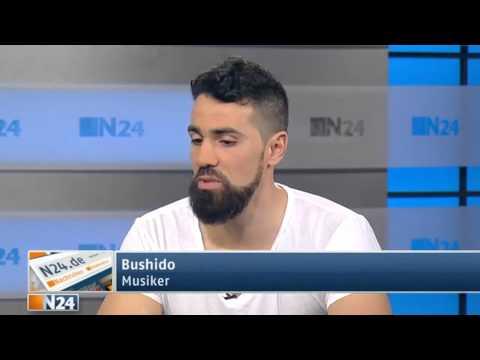 Bushido bricht sein Schweigen im N24 interview (NEU)