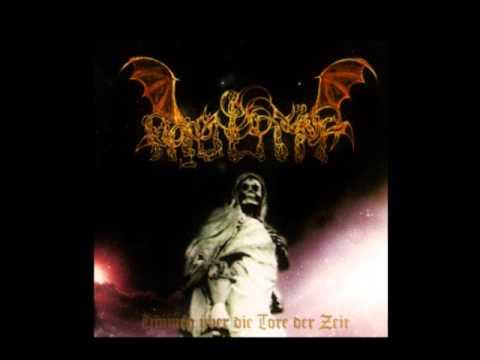 Mjölnir - Hinweg Uber Die Tore Der Zeit (1998). Full Album
