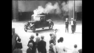 """Gadgets Galore"" Funny, way old automobile clips and calamities!"