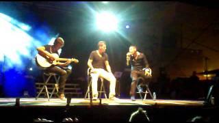 Andy & Lucas   05-09-2011 Feria de la Cinta Huelva 07.mp4