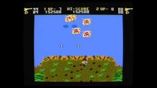 Atari 7800 Ikari Warriors