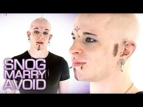 Horny Cyborg | Snog Marry Avoid