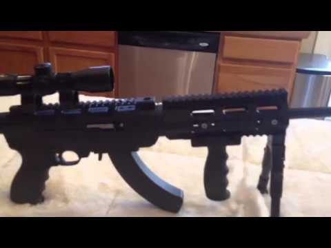 archangel 556 ruger 10 22 review youtube