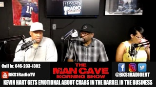THE MAN CAVE MORNING SHOW - CALL IN 646-233-1302