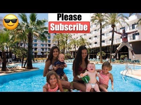 Protur Palmeras Playa Hotel - Majorca Family Holiday All Inclusive