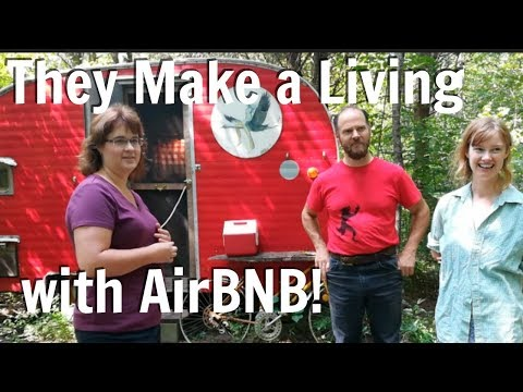 How To Live On One Income With AirBnB!