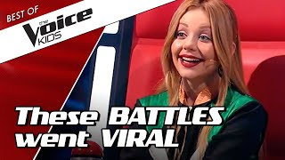 TOP 10 | MOST VIEWED Battles of The Voice Kids