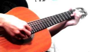 ソロギターでストロベリー・フラワーの 「愛のうた 」 Tabs: http://www...