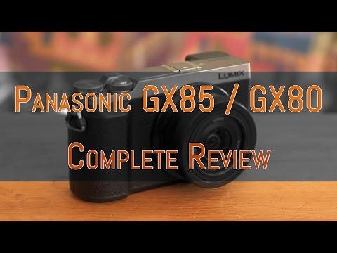 Panasonic Lumix GX85 / GX80 Review - MirrorLessons