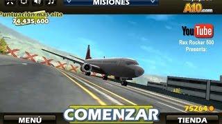 Avión destruye ciudad: Traffic Slam 3
