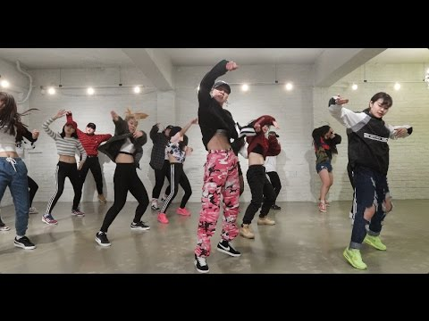 AlunaGeorge - Not Above Love | REA SIM Choreography | One love dance studio