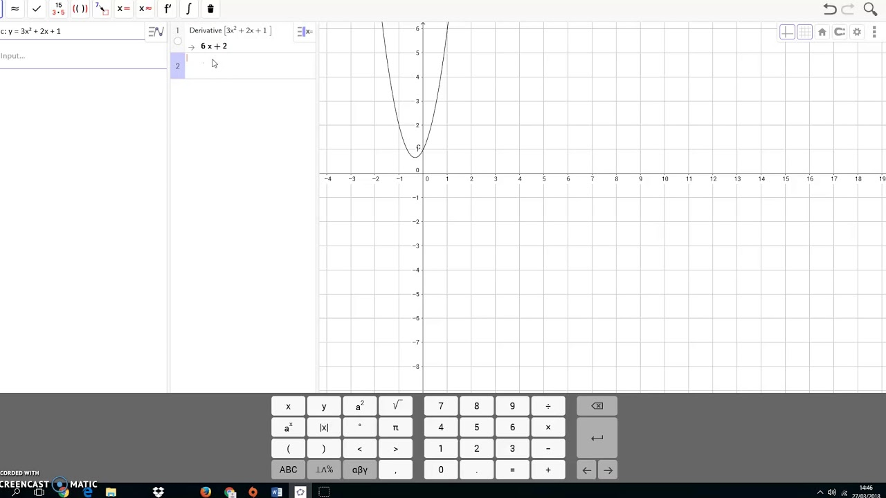 Aplikasi turunan gradien dan persamaan garis singgung razi deniwa aplikasi turunan gradien dan persamaan garis singgung razi deniwa ccuart Gallery