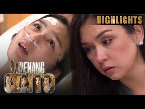 Cassie, nagpasalamat sa pag-aalaga ng kanyang pamilya  | Kadenang Ginto (With Eng Subs)