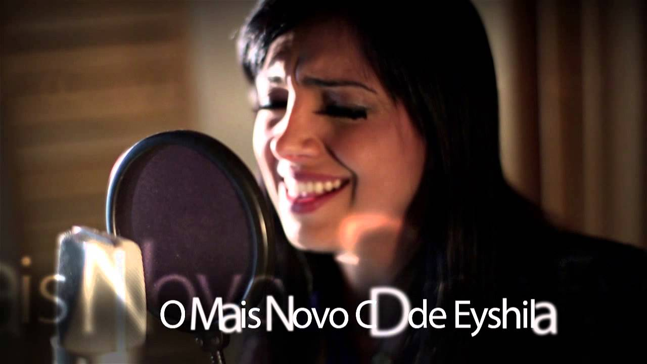 novo cd da cantora eyshila