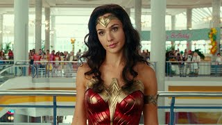 Check out a clip from wonder woman 1984 featuring diana (gal gadot) shutting down some criminals in shopping mall.follow us on...twitter: https://twitter.c...
