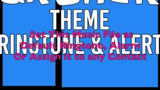 Archer Theme Ringtone And Alert