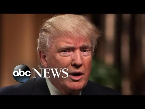 Donald Trump FULL Interview on This Week with George Stephanopoulos