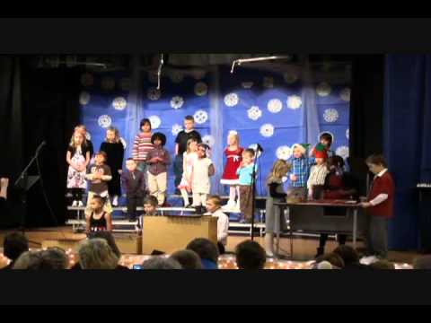 Indus School isd 363 2012 Christmas Program