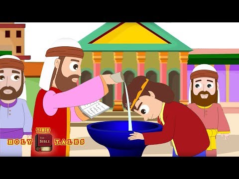 Paul In Corinth I New Testament StoriesI Animated Children's Bible Stories| Holy Tales Bible Stories