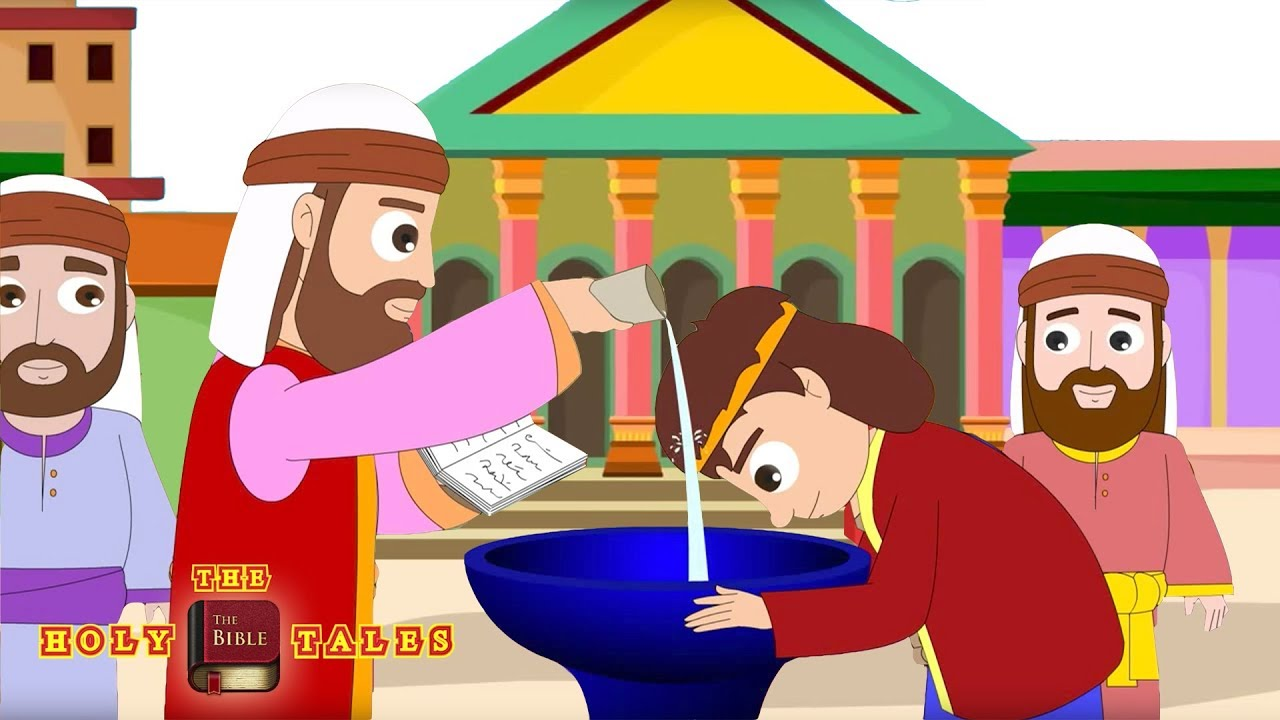 Paul In Corinth - Bible Stories For Children