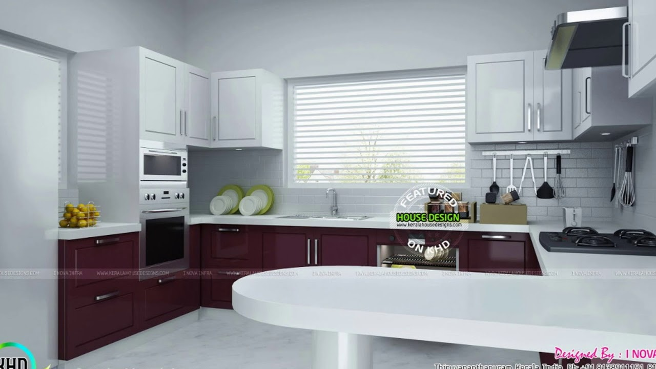 Modular Kitchen Design Ideas - YouTube