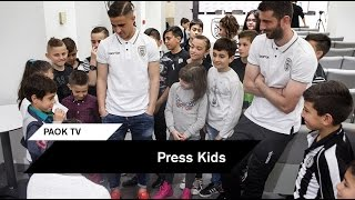 Press Kids Mini Movie - PAOK TV