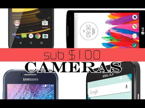 Best Camera on Phones Under $100 (Part 3)