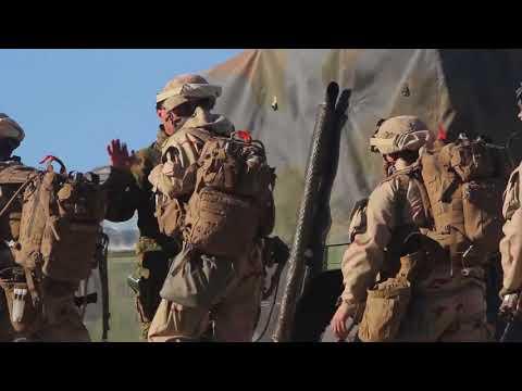 Steel Knight 2018  2nd Battalion, 5th Marines Air Assault 4