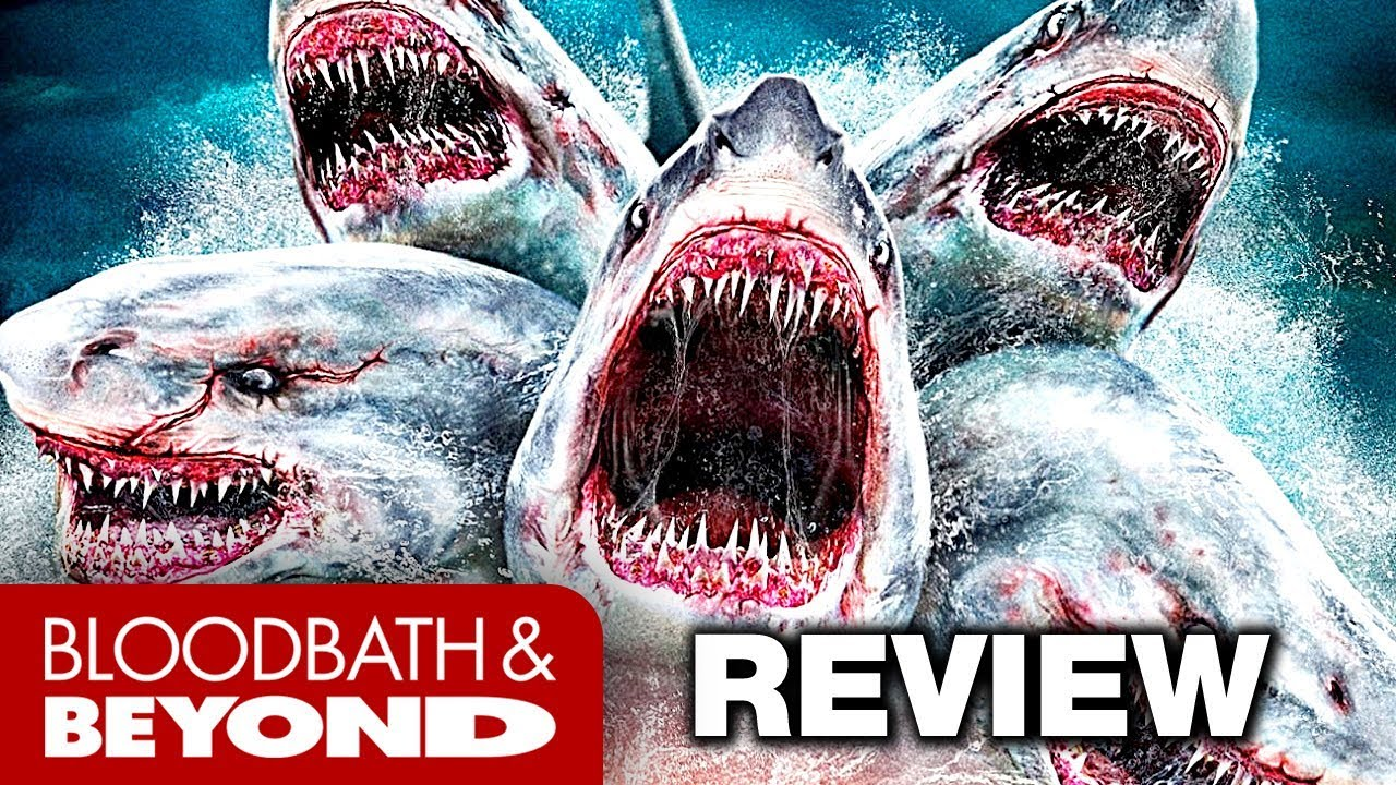 Download 5 Headed Shark Attack (2017) - Movie Review