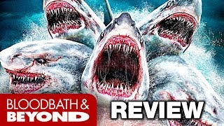 5 Headed Shark Attack (2017) - Movie Review