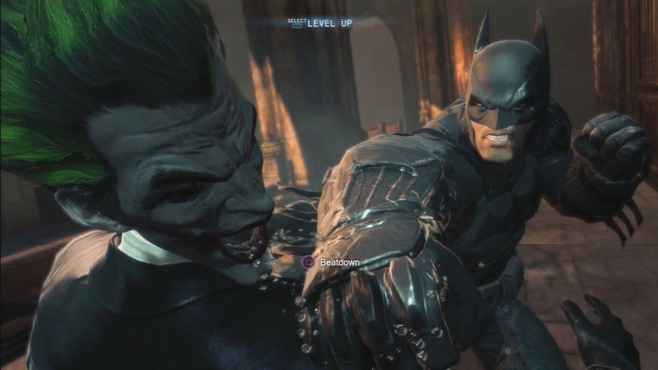 Batman arkham origins the joker boss fight ending final cutscene batman arkham origins the joker boss fight ending final cutscene youtube voltagebd Images