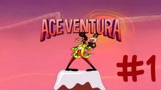Let's Play Ace Ventura #001 [Deutsch] Findet Nemo...