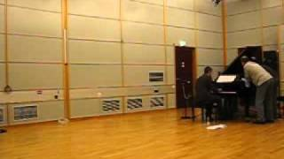 Recording Stefan Poetzsch