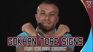 🇹🇷 gokhan tore signs for west ham united ✍️ ⚒