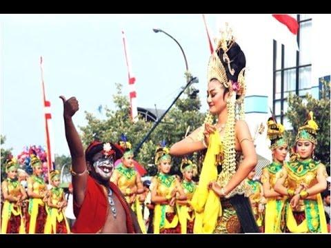 Tari Kolosal Dewi