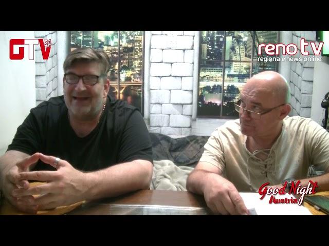GOOD NIGHT AUSTRIA 06062021 Der Wochenrückblick mit Reno & Richie
