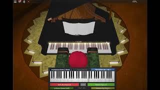 Roblox Virtual Piano - Katyusha World War II Song (2)