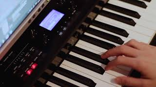 Over Again - Mike Shinoda Piano Cover