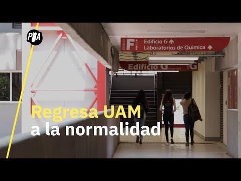UAM regresa a la normalidad luego de 93 días de huelga