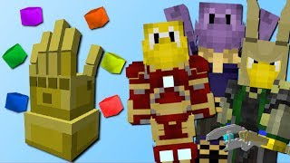 Neue Superhelden! (Thanos Handschuh, Iron Man, Endgame) (Superhero Expansion Mod)