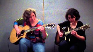 Chelsea and Grace Constable - Taylor Guitars - Bernie