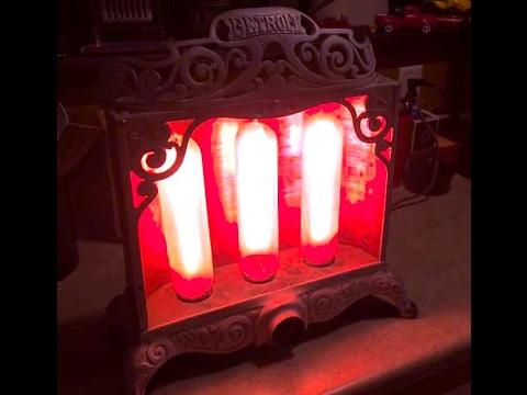 "1910 ""Detroit"" Electric Heater"