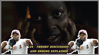 Us (Ending Explained) - Movie Breakdown and Theory Discussion | Jamal_Haki